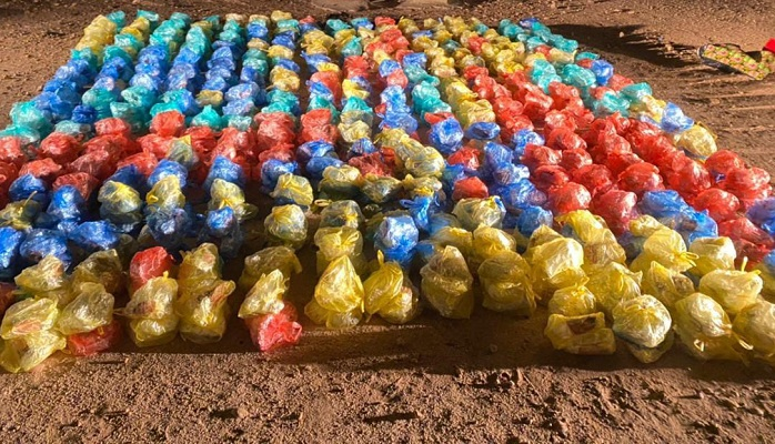 Attempt to smuggle drugs into Oman foiled