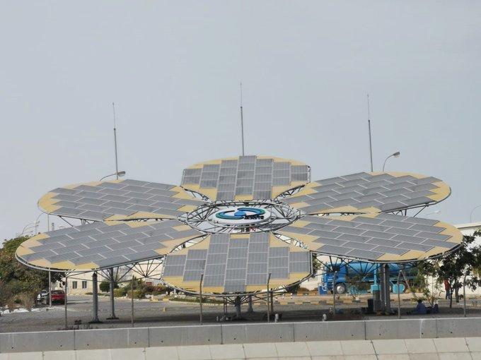الانتهاء من مشروع إنتاج الطاقة الكهربائية بميناء صحار الصناعي