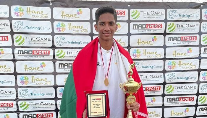 """فريق أكاديمية"""" كل النجوم """" العماني يفوز ببطولة أنطاليا تحت 15 عاما"""