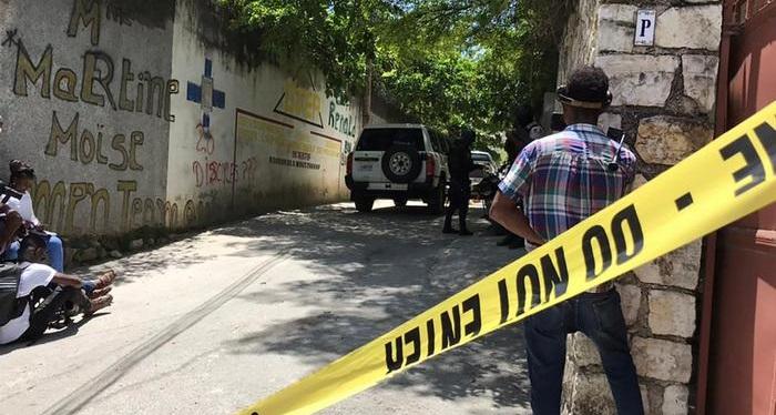 Haiti names new suspects in Moise assassination plot