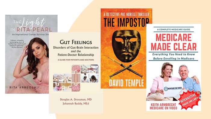 Bookbites: Mystery, memoir and essential health info