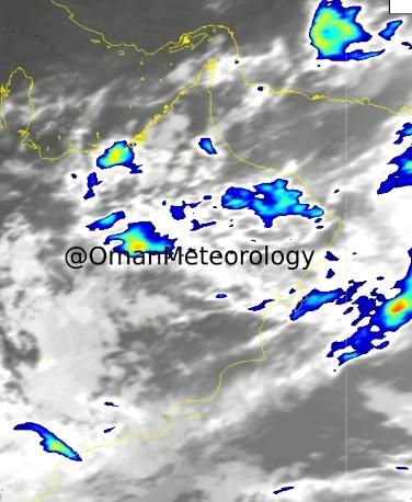 الأرصاد: فرص لهطول أمطار خلال الساعات القادمة