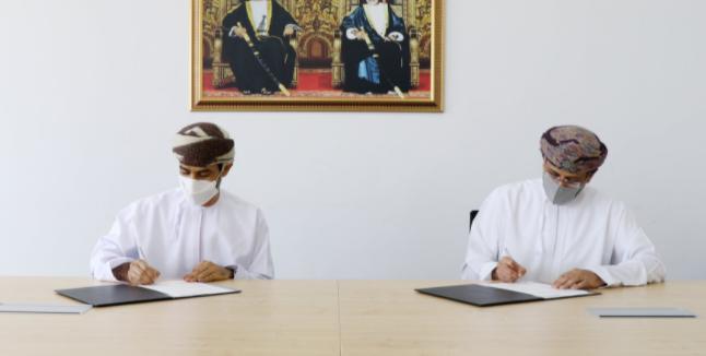 المستشفى السلطاني يوقع اتفاقية تعاون مع الجامعة الألمانية