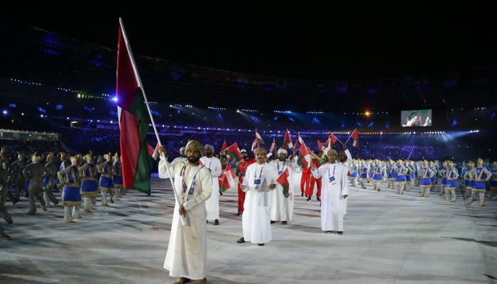 البعثة الإدارية لوفد السلطنة تغادر الى اليابان للمشاركة في دورة الألعاب الأولمبية الصيفية (طوكيو 2020)