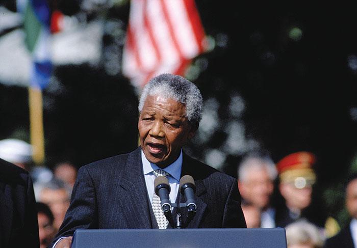 Celebrating Nelson Mandela International Day