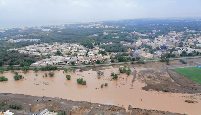 Survey of areas damaged by rains carried out in Oman
