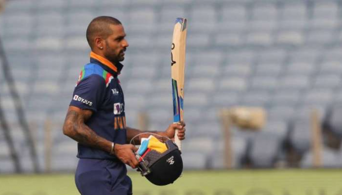Dhawan, Kishan star as India register seven-wicket win