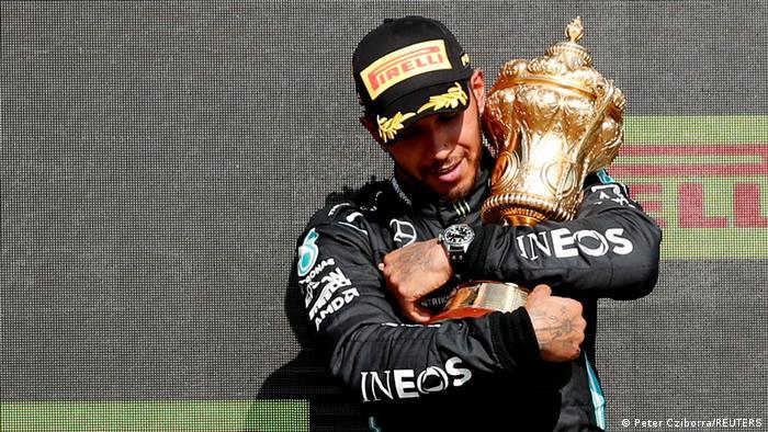 Lewis Hamilton wins thrilling British Grand Prix despite 10-second penalty