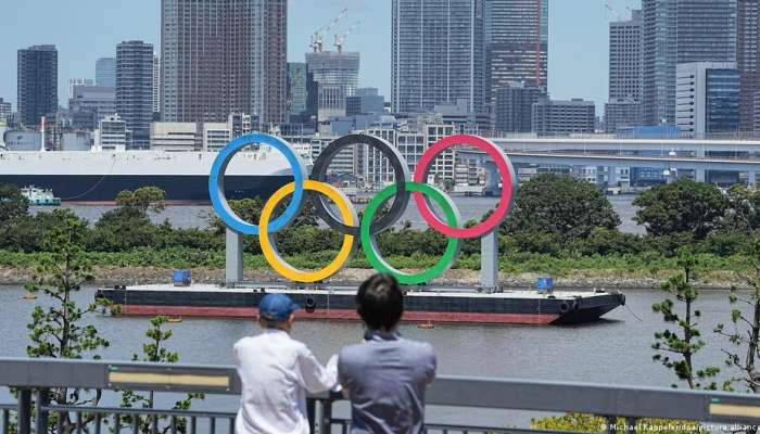 Coronavirus infections rise in Tokyo Olympic Village