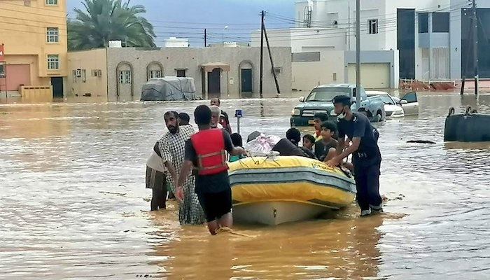 National Committee for Emergency Management working on response plans amid Oman floods
