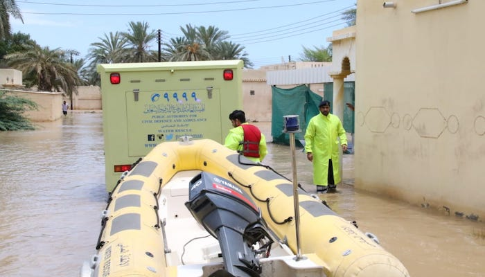 Weather update: 36 rescued from wadis in Oman