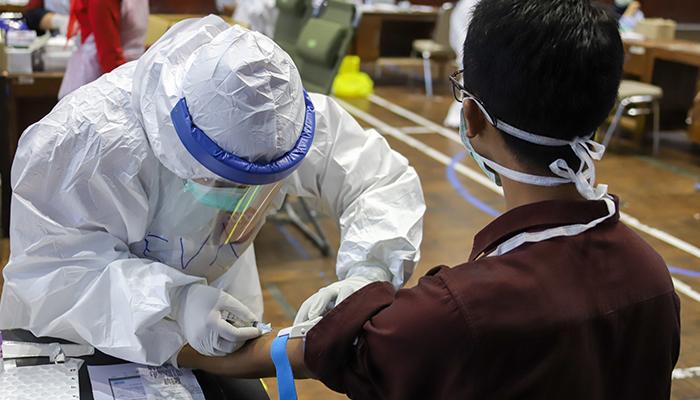 Worldwide coronavirus cases cross 190.45 million