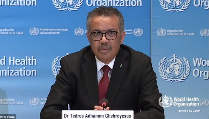 Tokyo Olympics: We can defeat COVID-19, but only if everyone plays their part, says WHO DG Tedros