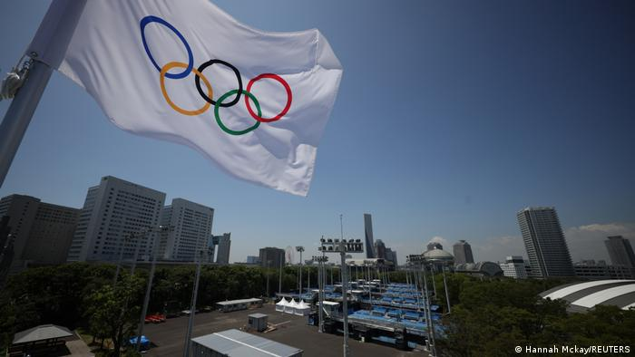 Tokyo 2020: IOC adds 'Together' to official Olympics motto