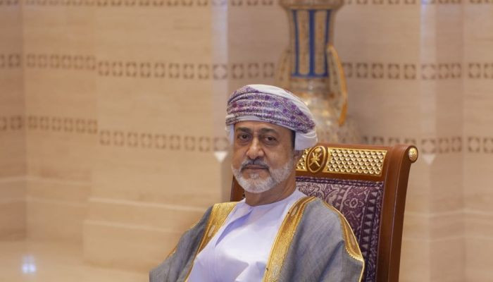 جلالة السلطان المعظم يعزي خادم الحرمين الشريفين