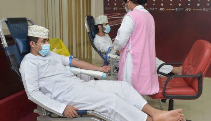 دائرة خدمات الدم تؤكد اكتفاء بنوك الدم خلال هذه الفترة وتشكر المبادرين بالتبرع