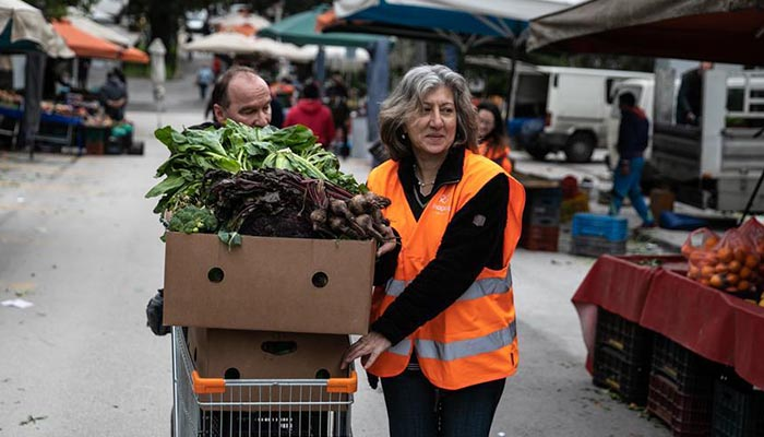 Yearly food waste reaches 2.5bn tonnes