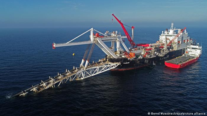 Germany, US strike Nord Stream 2 compromise deal