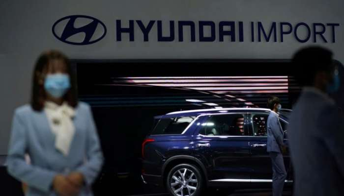 Hyundai Motor Q2 net profit soars, expects chip shortage to ease