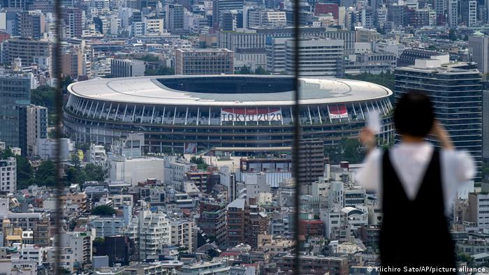 Fewer than 1,000 to watch Tokyo 2020 opening ceremony in stadium