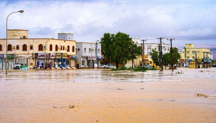 إطلاق حملة لجمع التبرعات المالية لصالح المتضررين من الأمطار