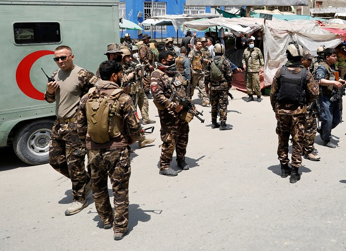 100 civilians killed after fall of Spin Boldak district in Afghanistan