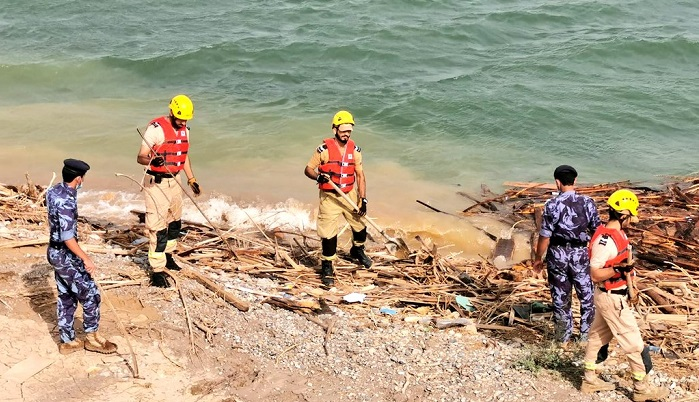 Oman floods: Search operations for missing person continue