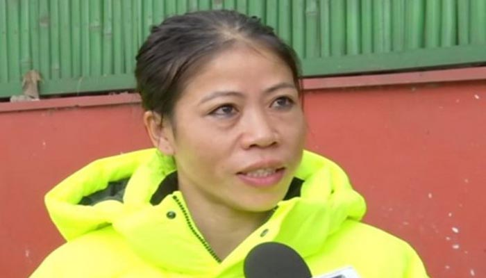 Tokyo Olympics: Here I stand as flag bearer of my nation, says proud Mary Kom