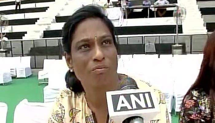 May we return with a lot of medals: PT Usha wishes Indian contingent luck