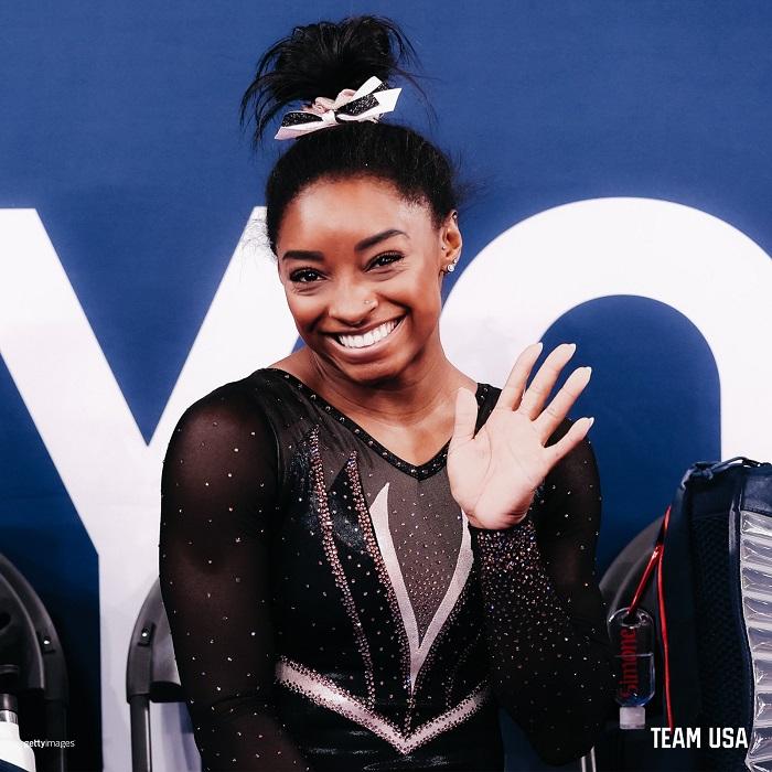 Tokyo Games: American gymnast Simone Biles becomes 1st athlete to get own Twitter emoji