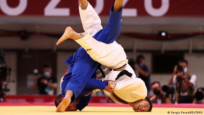 Algerian judoka Nourine withdraws from Olympics to avoid facing Israeli
