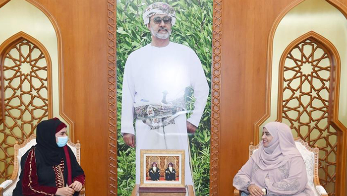 'Committed to social protection in line with Oman Vision 2040'