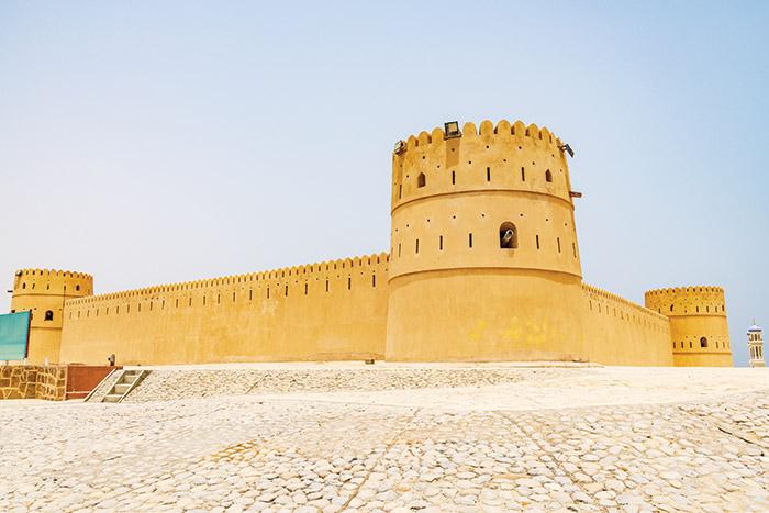 We Love Oman: Famous ancient monuments in Sur