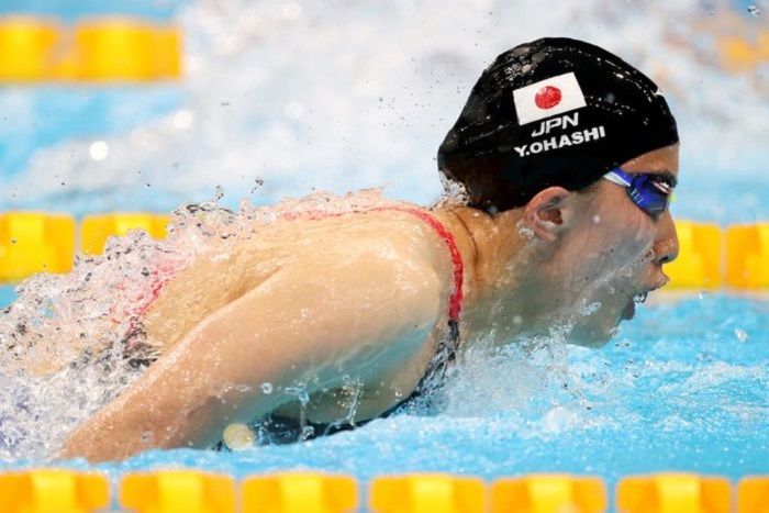 Japanese swimmer Yui Ohashi wins women's 400m IM at Tokyo Olympics