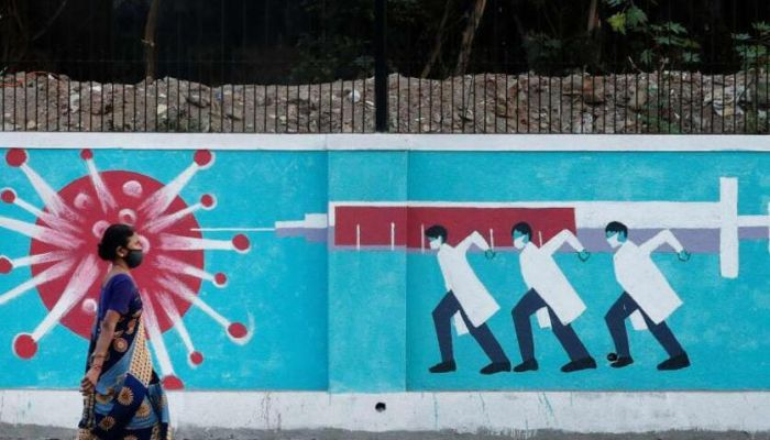 الهند تسجل أكثر من 39 ألف إصابة و546 وفاة جديدة بكورونا