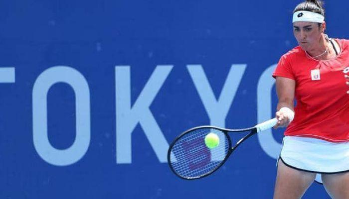 لاعبة التنس التونسية أنس جابر تودع الأولمبياد من الدور الأول