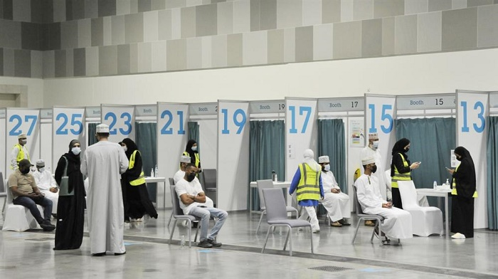 Oman resumes National Immunisation Campaign against COVID-19