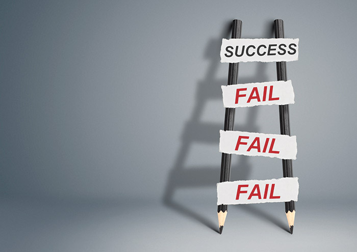 Moving from failure to growth