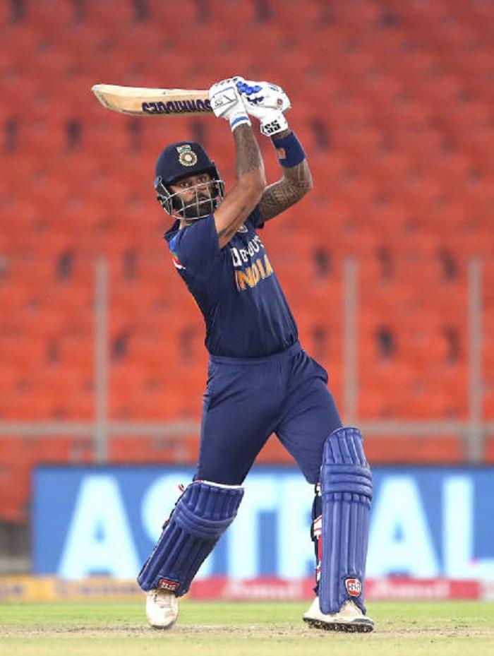 Bhuvneshwar Kumar, Suryakumar star as India defeat Sri Lanka in first T20I