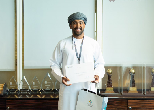 Oman Airports employee wins World Freediving Competition