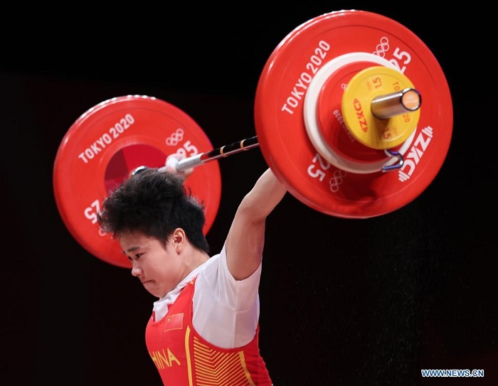 Weightlifter Hou to be tested by anti-doping authorities, silver medallist Chanu stands chance to get medal upgrade