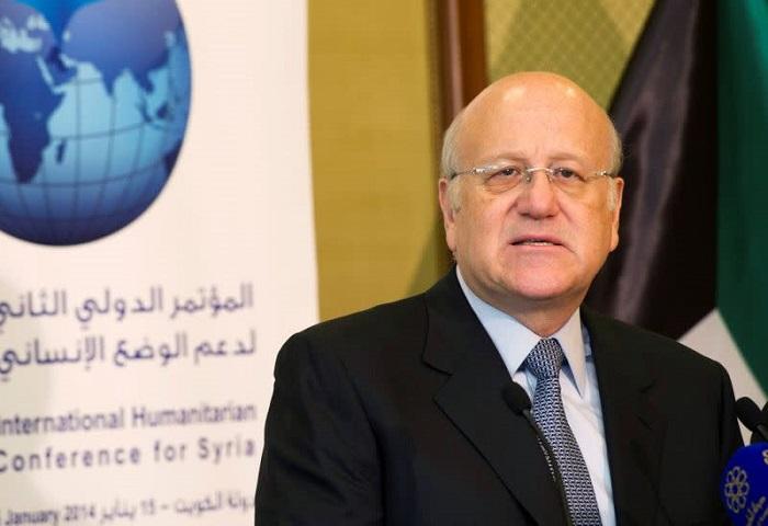 Najib Mikati named Lebanon's new PM