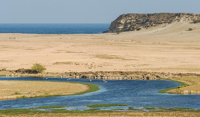 We Love Oman: Breathtaking beach lagoons in Dhofar