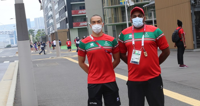 Oman swimmer Issa aims for good show in Tokyo Olympics