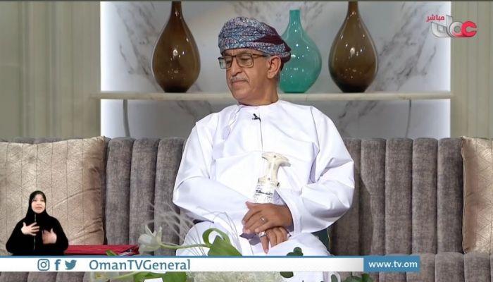 بالفيديو: شاهد اللقاء معالي د. وزير الصحة في تلفزيون السلطنة