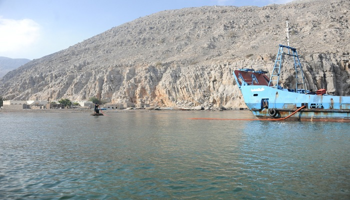 Oman continues to provide safe drinking water to marine areas