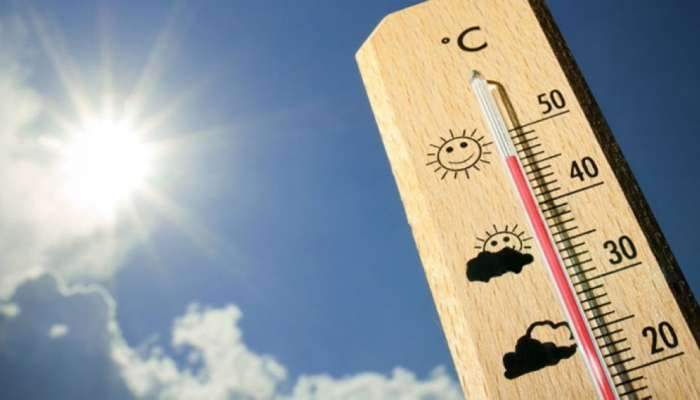 Watch out for the heat, temperature nearing 48 degrees