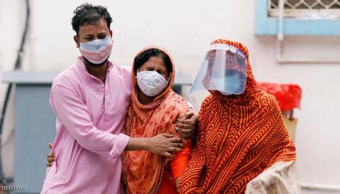 وزارة الصحة الهندية: معدلات الإصابات اليومية بكورونا تعاود الارتفاع