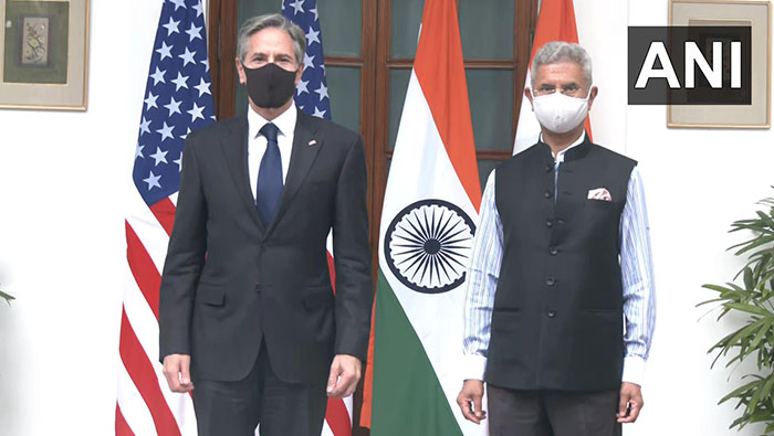 India, US ties critical for delivering stability in Indo-Pacific: Blinken