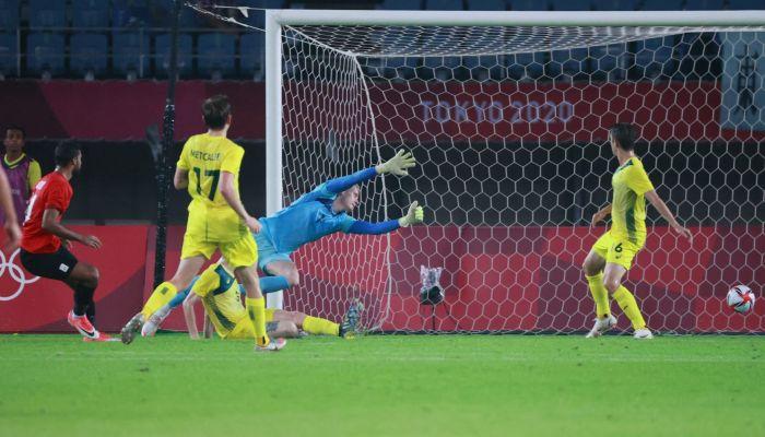 مصر تتأهل للدور الربع النهائي في مسابقة كرة القدم بأولمبياد طوكيو لتضرب موعدا مع البرازيل